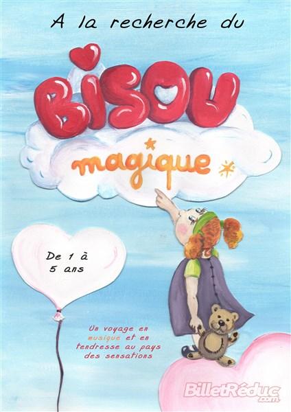 à la recherche du bisou magique - Spectacle enfant - Théâtre Aix - Le Flibustier