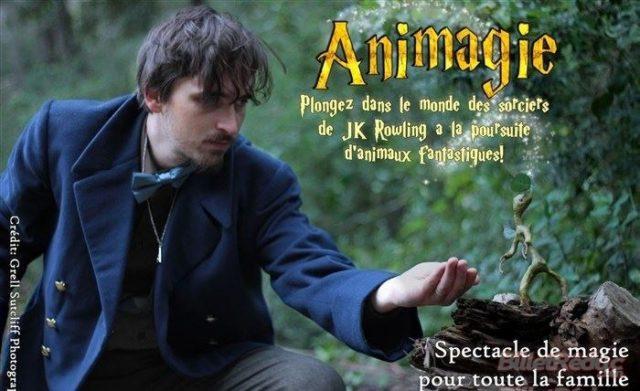 Animagie - spectacle jeune public - Le flibustier - Aix