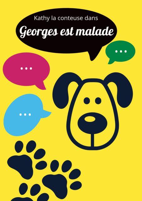 Georges est malade - Le flibustier - théâtre - aix - enfant - spectacle