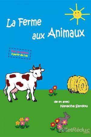 La ferme aux animaux - Spectacle enfant - Théâtre Aix - Le Flibustier