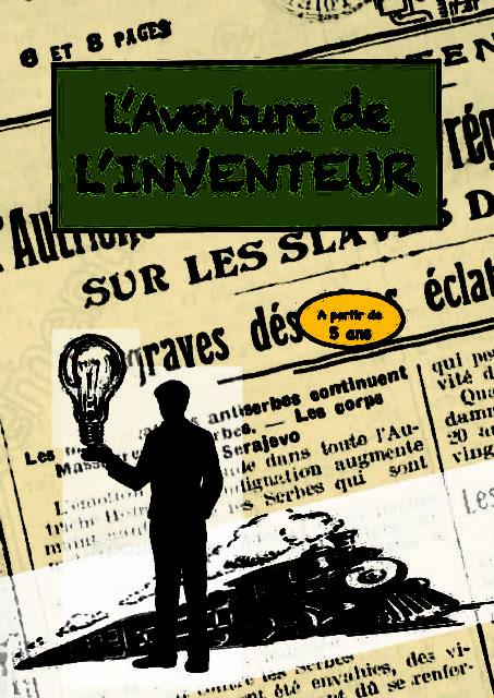 L'aventure de l'inventeur - spectacle jeune public - Le flibustier - Aix