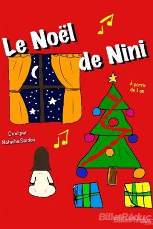 Le Noël de Nini - Spectacle enfant - Théâtre - Aix - Le flibustier