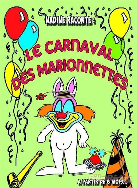 Le carnaval des marionnettes - Spectacle enfant - Théâtre - Aix - Le flibustier