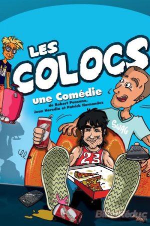 Les colocs - humour - comédie - Marseille - Aix - Le Flibustier