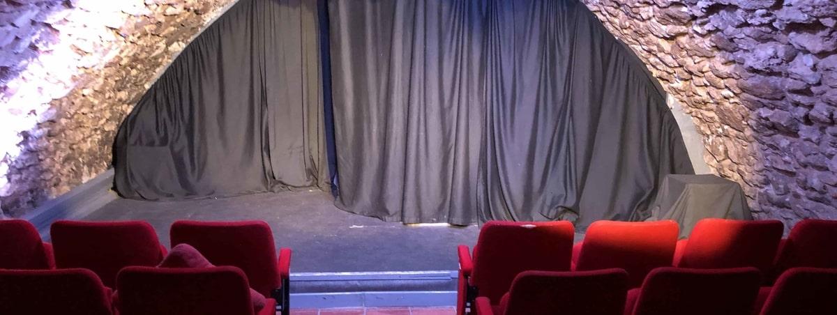 Théâtre le Flibustier - Aix en provence - Location de salle de spectacle