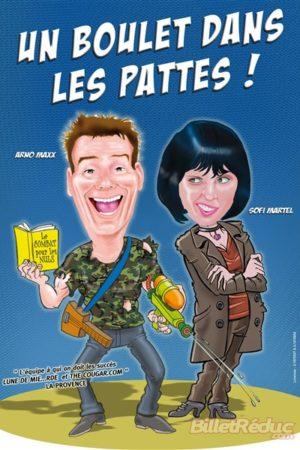 Un boulet dans les pattes - Comédie - Humour - Le flibustier