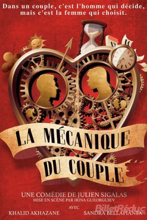 la mécanique du couple - comédie - aix - marseille - le flibustier