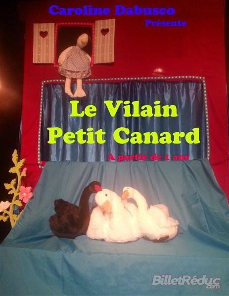 Le vilain petit canard - le flibustier - Aix en provence - spectacle enfant