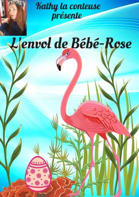 L'envol de Bébé Rose
