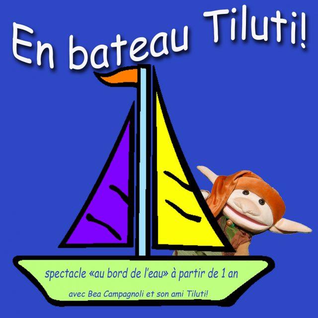 En bateau Tiluti !