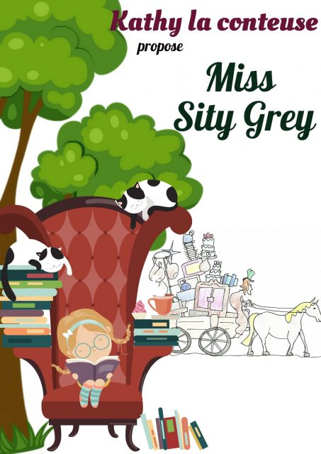 Miss Sity Grey et l'autre côté du miroir