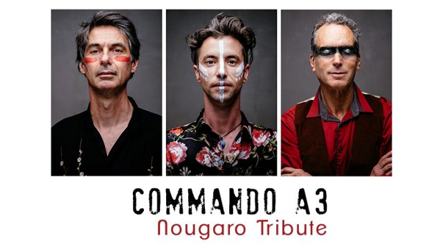 Nougaro Tribute par Commando A3