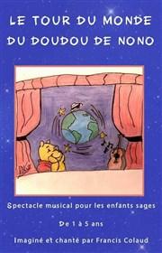 Le tour du monde du doudou de Nono