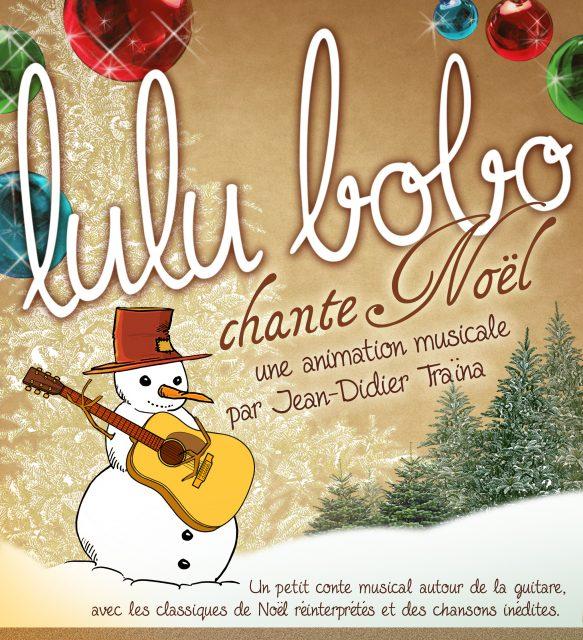 Lulu Bobo chante Noël