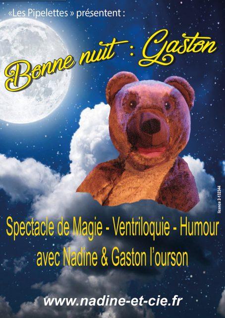 Bonne nuit Gaston
