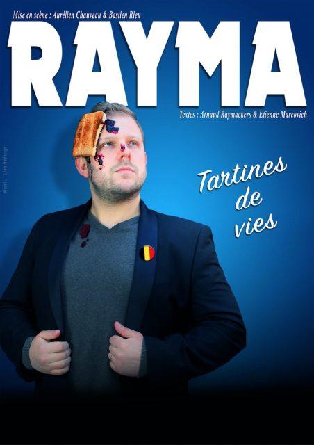 Rayma dans Tartines de vie