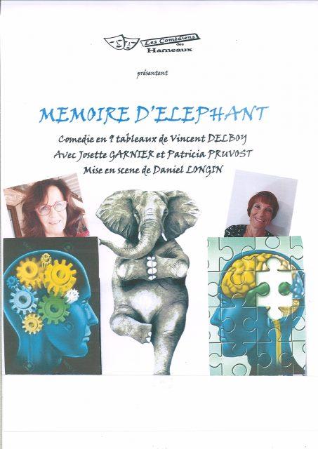 Mémoire d'éléphant dans un magasin de porcelaine