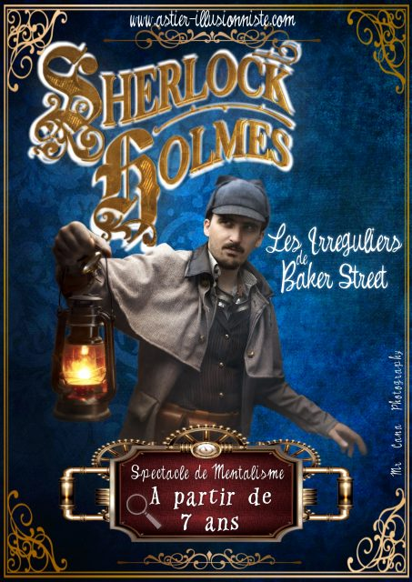 Sherlock Holmes et les Irréguliers de Baker Street