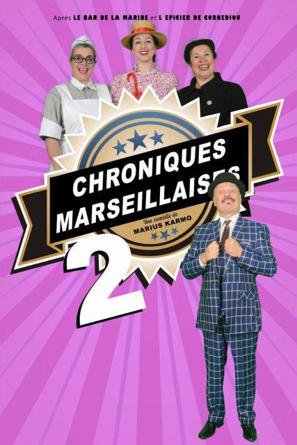 Chroniques marseillaises 2