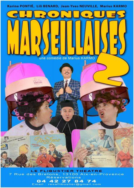 Chroniques Marseillaises 2 : La typache de chichis
