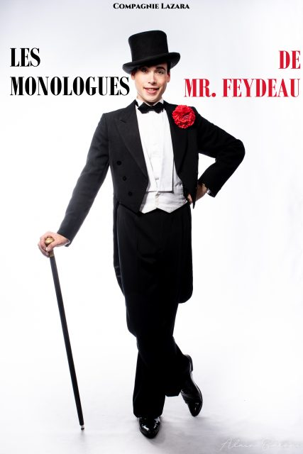Les Monologues de Mr. Feydeau