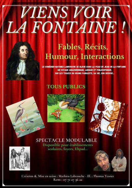 Viens voir La Fontaine !